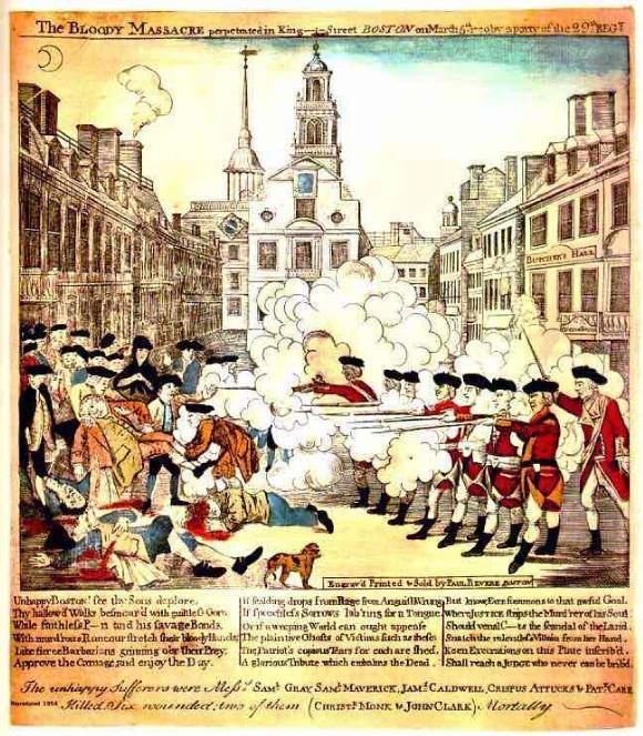 February 21 Tip of the Week Visual Learners and the Boston – Boston Massacre Worksheet