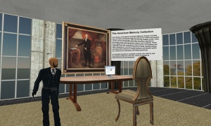 Library of Congress in Second Life
