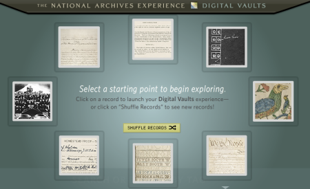 Digital Vaults