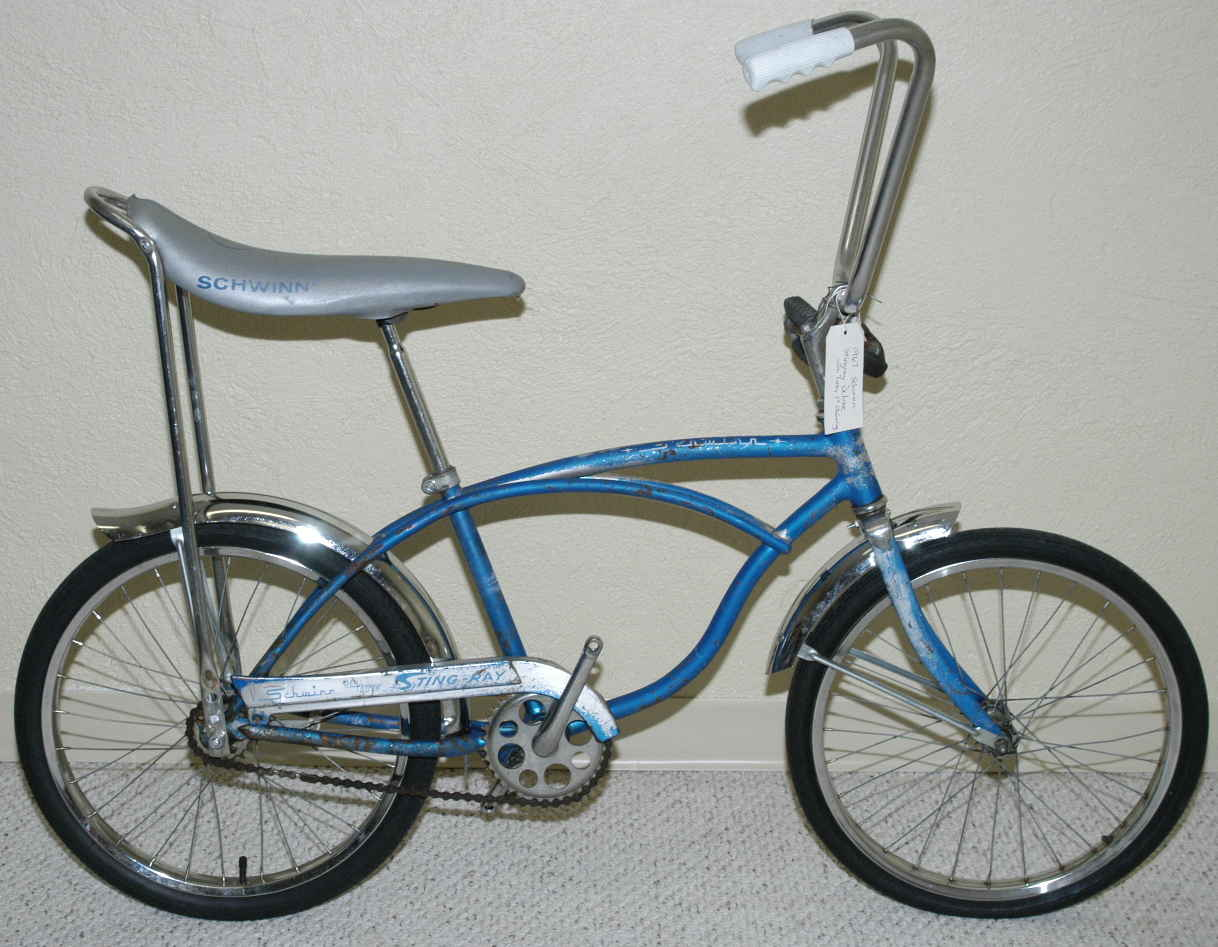 8665851e33f OT: anyone know anything about old schwinn stingrays? | Harmony Central