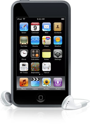 Learning With The Ipod Touch History Tech