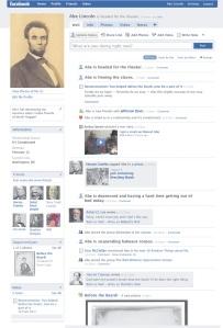 LincolnFacebook