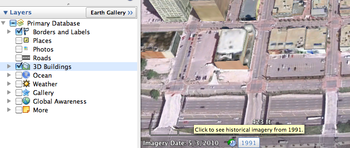 Tip of the Week – Google Earth 6   Social Studies Central