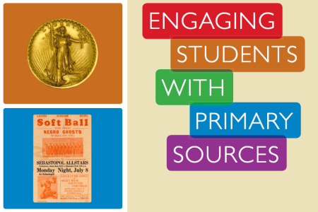 engaging with primary sources