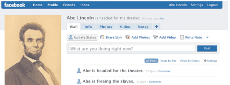 lincoln facebook post