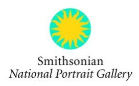 smithsonian portrait gallery