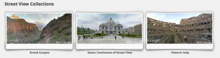 street view collections