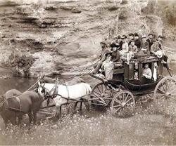 Stagecoach-Western