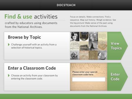 docsteach app