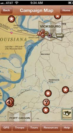 Vicksburg app