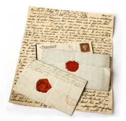 letter primary source