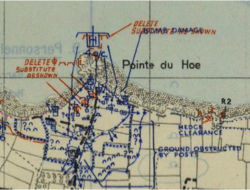 normandy defenses