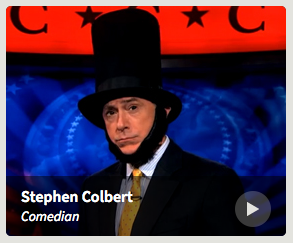 colbert address