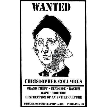 columbus as criminal
