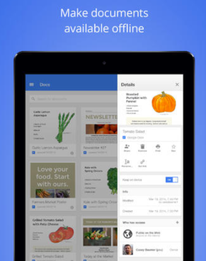 mobile google apps
