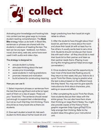 book bit screen shot