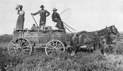 Kansas water wagon
