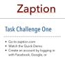 zaption title