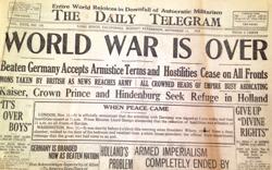 historical newspaper