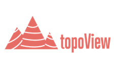 topoview logo