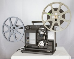 16 mm projector
