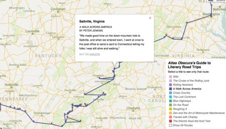 road trip map 2