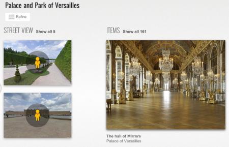 versailles world wonders