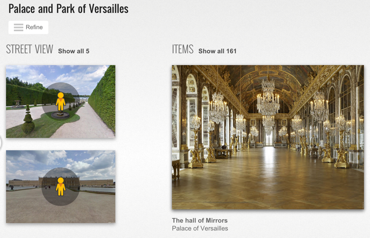 versailles world wonders