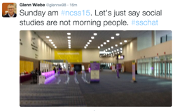 ncss15 early sunday