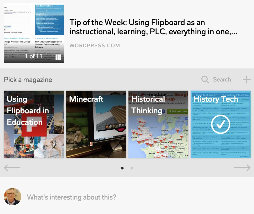 Flipboard Press: Flipboard And Pocket: Cool Content Management