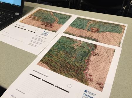 drake's map