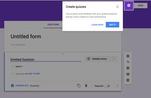forms quiz
