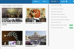 newsela-text-sets