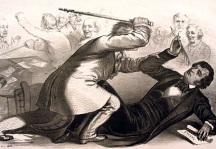 senate-violence