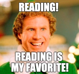 Reading fiction is good for your students. Shocker. 21 lists to ...
